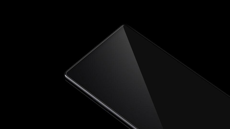 Смартфон Xiaomi Mi Mix верхняя грань