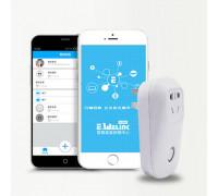 ITEAD sonoff S20 Wi-Fi беспроводной пульт дистанционного управления гнездо умный таймер розетка питание ЕС, США, Великобритании CN стандарт через приложение телефон