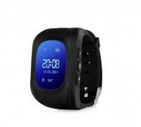 Умные часы GPS Baby Q50 (голубой)