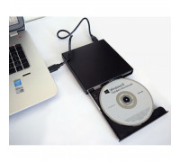 USB портативный оптический дисковод