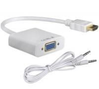 Кабель-адаптер HDMI на VGA