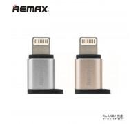 Адаптер Remax OTG RA-USB2 micro-apple