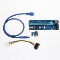 Райзер PCI-E (MOLEX)