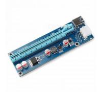 Райзер с PCI-E 6pin