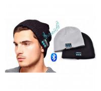 Bluetooth шапка - шапка с встроенным блютуз наушниками и микрофоном