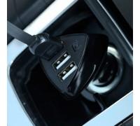 Автомобильное зарядное устройство Xiaomi Car Charger Silver 5V/3.6A