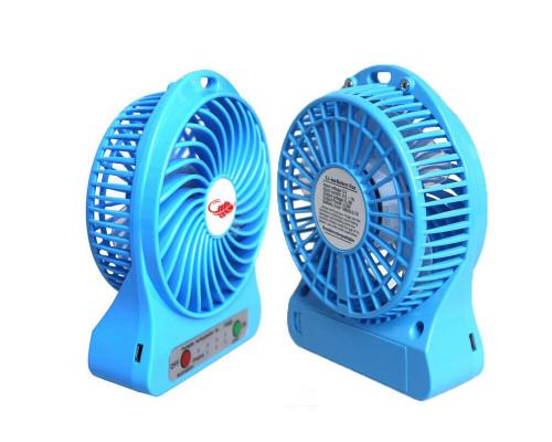 Портативный вентилятор со светодиодной подсветкой