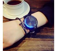 Сенсорные LED часы