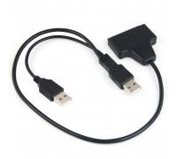 Адаптер для подключения SATA 2.5 устройств к USB контроллеру