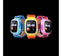 Детские GPS часы-телефон Q90