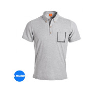Футболка-поло Mi function short sleeve Polo shirt men Light Grey L